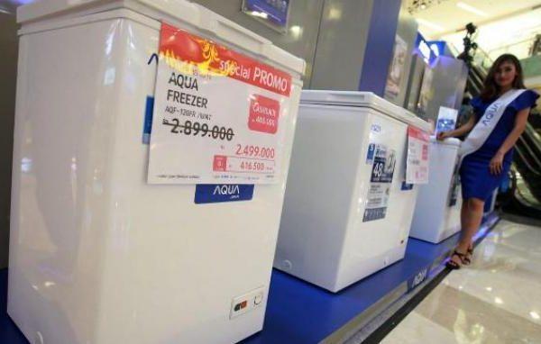 Aqua Japan akan Ekspansi Sumatera, Sulawesi dan Kalimantan