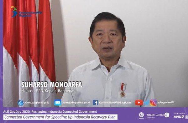 Utang Pemerintah Membumbung, Kepala Bappenas: Yang Melebihi Batas IMF Bukan Indonesia Saja